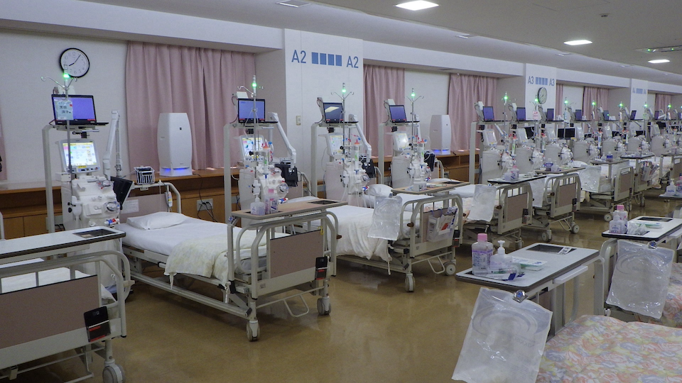 横須賀病室